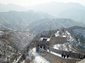 The Badaling Great Wall is famous for its completeness and grandness and is the best choice for those who escalade the Great Wall of China for the first time as well.