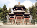 Representative of aesthetic blend of ancient Chinese palace and Arabian mosque