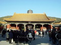 Hall of Dispelling Clouds, Summer Palace, Beijing