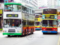 Double-deckers, Hong Kong