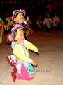 Little dancers, Yunnan