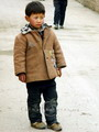 Young northern Chinese villager