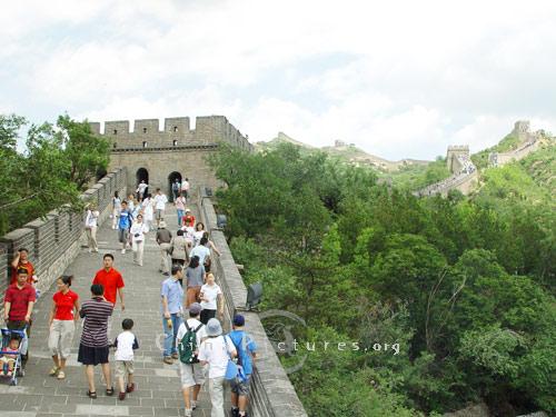 صور نادرة لسور الصين العظيم Badaling-great-wall-50207150027894