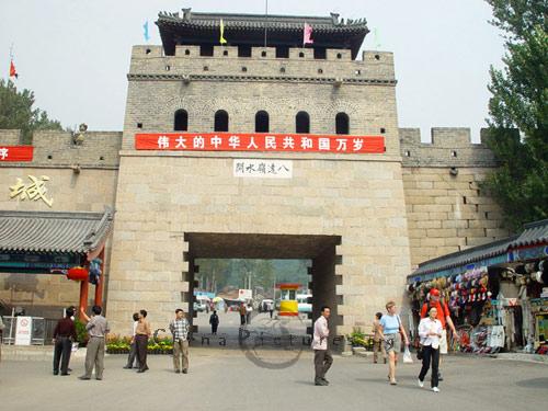 صور نادرة لسور الصين العظيم Badaling-water-pass-31222141444663