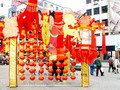 The Lantern Festival or Yuanxiao Jie is a traditional Chinese festival, which is on the 15th of the first lunar month of the Chinese New Year.