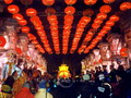 The Lantern Festival in 2003 fell in the same period with the annual Ice Festival in Harbin.