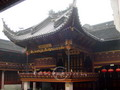 The exterior of Tianyi Pavilion