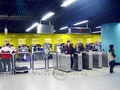 Ticket machines and turnstiles, Hong Kong