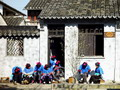 Traditional Clothes, Luzhi Township