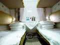 Beds in sleeping carriages