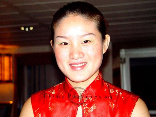 Shenzhen woman in beijing 2