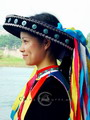 Minority ethnic woman in Guilin