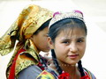 Turpan girls