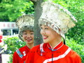 Miao minority women