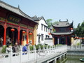 Palace in Guiyuan Buddhist Temple