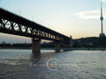 Close to Yangtze River Bridge
