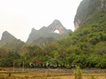 Moon Hill,Yangshuo